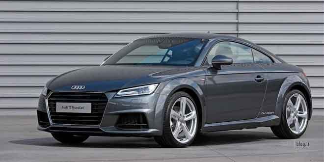 Анонсирована первая спецсерия Audi TT