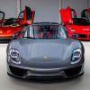 Фотосет мечты: LaFerrari – McLaren P1 – Porsche 918