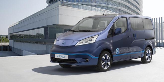 Nissan e-NV200 VIP — электрический премиум в обертке фургона
