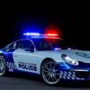 Австралийская полиция берет на службу Porsche 911 Carrera