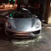Одним меньше: огонь уничтожил Porsche 918 Spyder
