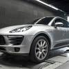 Дизельный Porsche Macan с прибавкой мощности от Mcchip-DKR