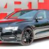 Немецкий тюнер ABT Sportsline выпустил апгрейд хэтчбека Audi AS5 DARK