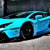 Тюнер Liberty Walk закончил работу над обвесом для Lamborghini Aventador