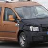 Volkswagen тестирует новый Caddy