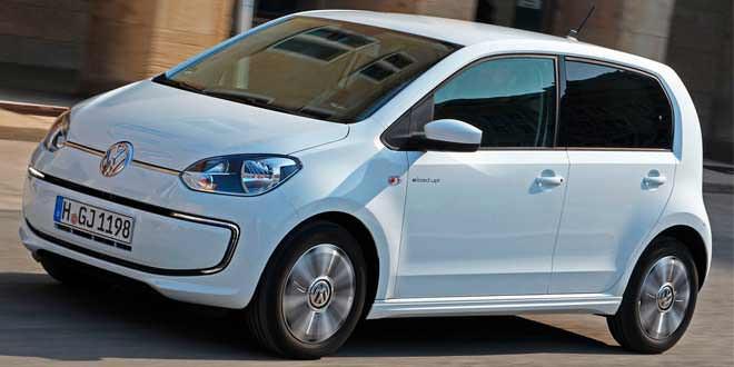 На автосалоне в Ганновере покажут серийный Volkswagen e-load up!