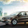 Volkswagen начал продажи рестайлингового Polo Sedan на рынке Индии