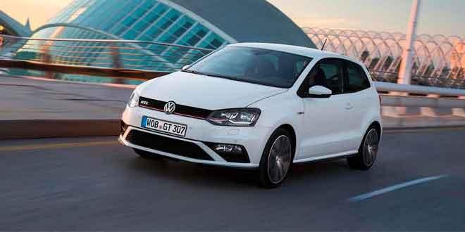 Рестайлинговый Volkswagen Polo получил версию GTI