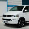 Volkswagen Transporter получил еще один юбилейный набор деталей