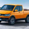 В Ганновере показали концепт Volkswagen Tristar