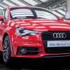 В Брюсселе сошла с конвейера полумиллионная Audi A1
