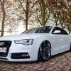Предельно заниженная Audi A5 от RS Quattro