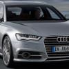 Новая Audi A6, модель 2014 года