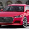 В Париже представлена пятидверная версия Audi TT