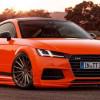 Виртуальный тюнинг Audi TTS