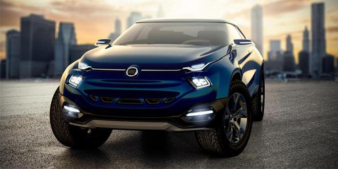 Fiat представил в Бразилии концепт FCC4
