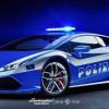 Представлен полицейский Lamborghini Huracan