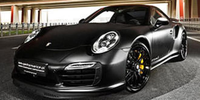Польский тюнер MM-Performance прокачал Porsche 911 Turbo S