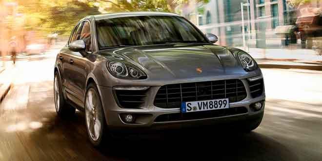 Дизельный Porsche Macan доберется до США