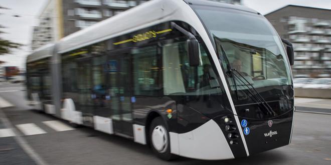 Scania представила новые автобусы