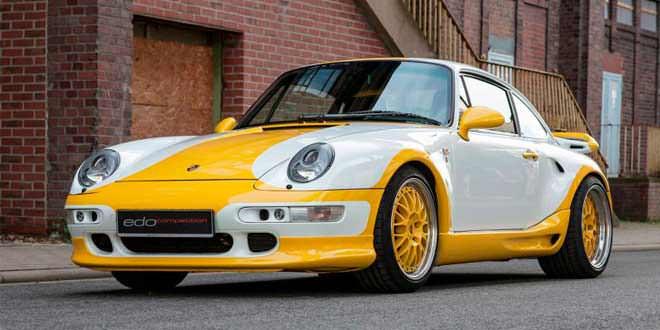 Porsche 911 Turbo S (993) получил второе дыхание от Edo