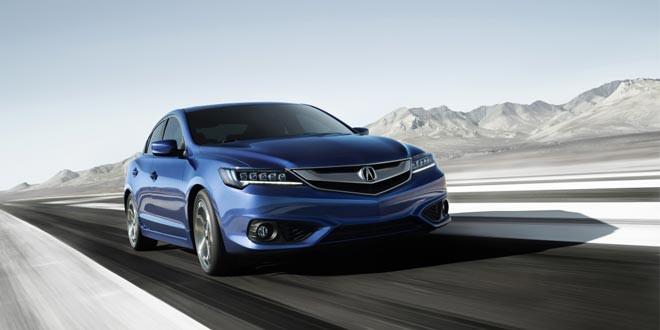 Acura обновила седан ILX