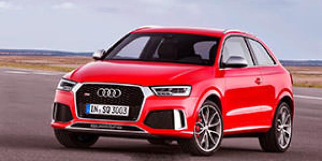 Рендер: трехдверный Audi RS Q3 как альтернатива Evoque