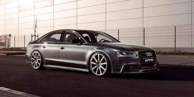 760-сильная Audi S8 от MTM