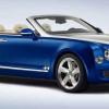 Показан концепт преемника Bentley Azure