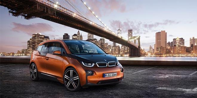 BMW i3 удостоился высшей награды экологов