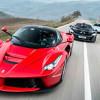 Top Gear тестирует LaFerrari, McLaren P1 и Porsche 918
