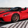 Ferrari выпустит всего 10 родстеров LaFerrari