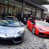 Встреча владельцев Lamborghini в Гонконге