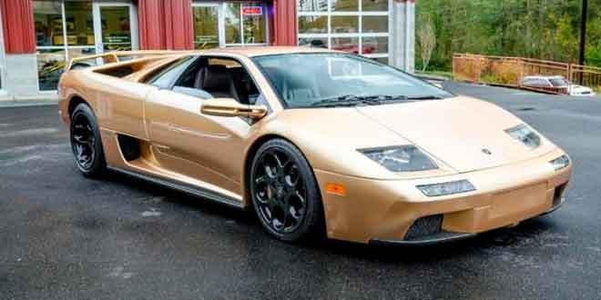 Продается редкий Lamborghini Diablo 6.0 SE