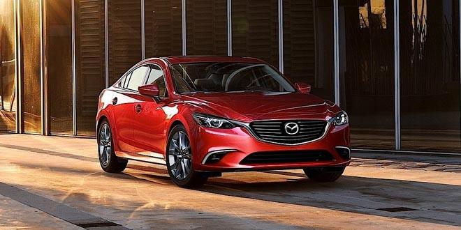 Третье поколение Mazda6 обновилось