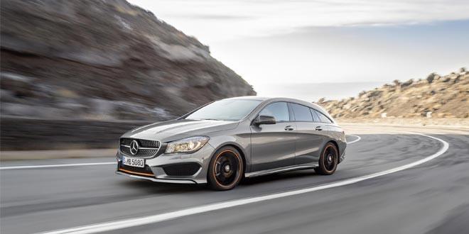 На базе Mercedes-Benz CLA построен компактный универсал
