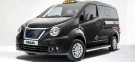 Планы Nissan с заменой лондонских кэбов на NV200 рухнули