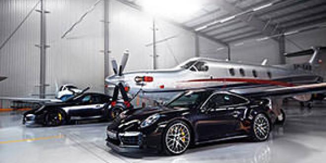 Фотосет Porsche 911 Turbo от MM-Performance