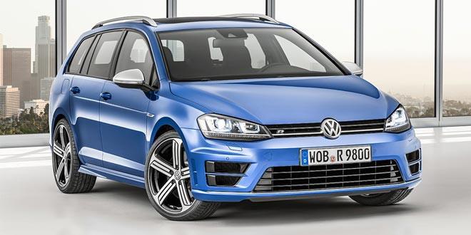 Volkswagen Golf R Variant получил 300-сил