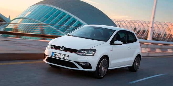 Volkswagen Polo GTI: новая информация и фотографии