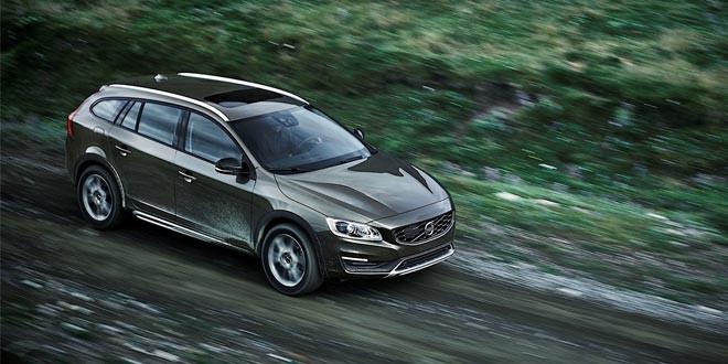 Универсал Volvo V60 стал вседорожным