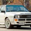 В Канаде продается особая Audi Sport quattro