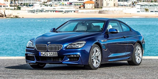 Компания BMW обновила семейство 6-Series