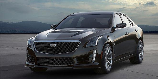 Новый Cadillac CTS-V стал самым мощным в истории