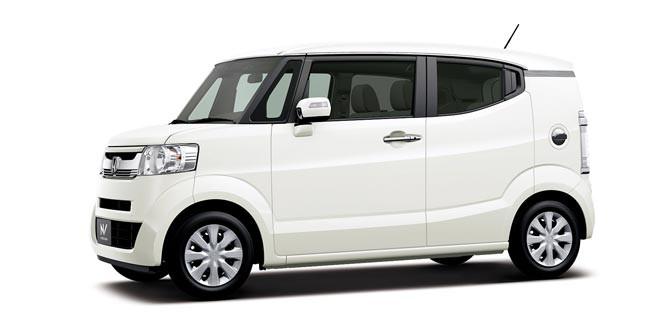 В Японии дебютировал кей-кар Honda N-Box Slash