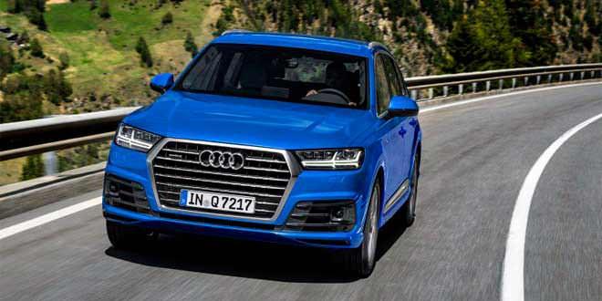 Видео-дебют Audi Q7