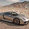 10 минут из конвейерной жизни Porsche 918 Spyder