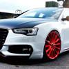 WALD International подготовил Sportsline пакет для Audi A5 Sportback