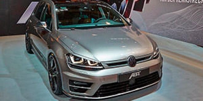 400-сильный Volkswagen Golf R от ABT Sportsline