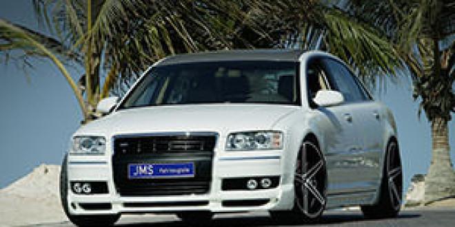 Компания JMS Styling доработала прошлое поколение Audi A8